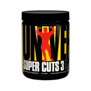Universal Nutrition Super Cuts 3 - 130 Comprimés