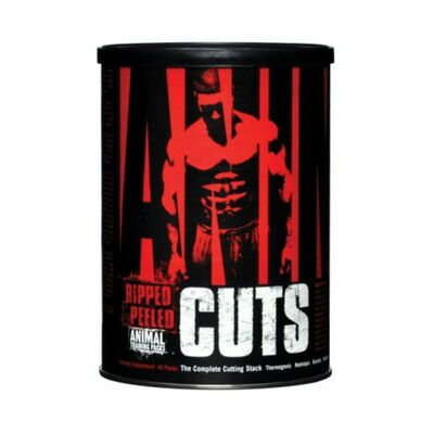Universal Nutrition Animal Cuts 42 Packs