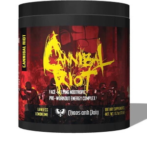 Chaos and Pain Cannibal Riot neuer DMAA/2 Amino BOOSTER