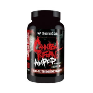 Bester Fatburner 2016 Chaos & Pain Cannibal Inferno Amped