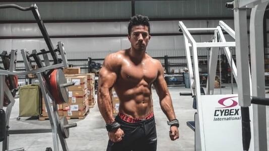 Christian Guzman taille