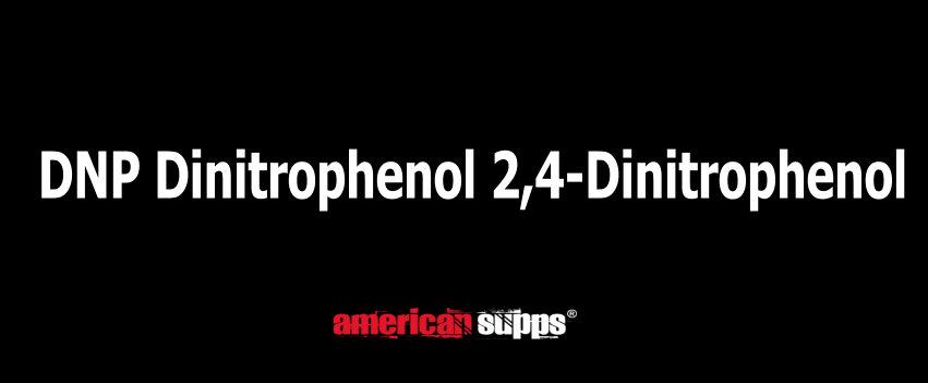 """Dinitrophenol"""