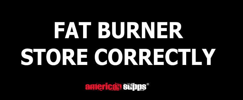 Fat Burner store