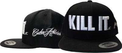 kill it hat and kill it cap rich piana fitness clothing