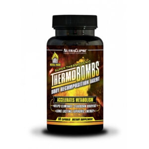 Bester Fatburner 2016 Thermobombs