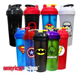 Batman Shaker Flash Superman