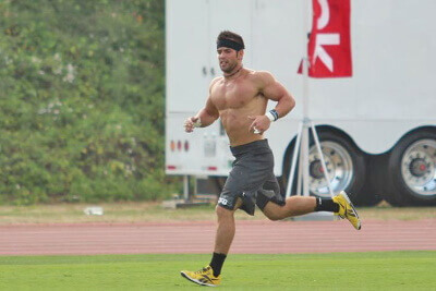 American Supps supports Rich Froning in Germany to provide crossfit to all people