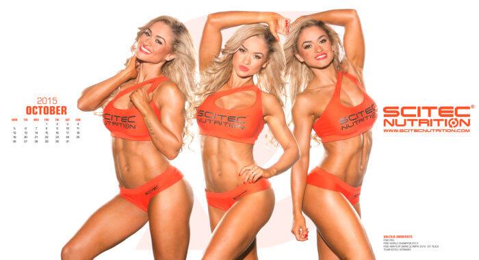Bodybuilding trainingsplan