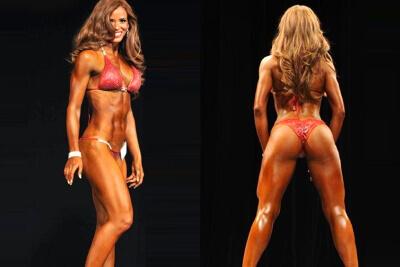 IFBB PRO BIKINI ATHLETE ANA DELIA DE ITURRONDO workout instagram biography age interview diet saradas