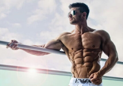 whey protein für den muskelaufbau