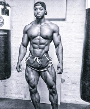 beast mode: fitness model obi vincent bodybuilder workout instagram steroids diet