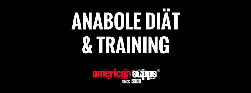 anabole diät muskelaufbau anabole diät ernährungsplan
