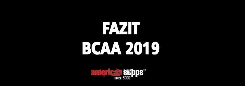 Beste BCAA 2019 zum Abnehmen Kaufen Ranking
