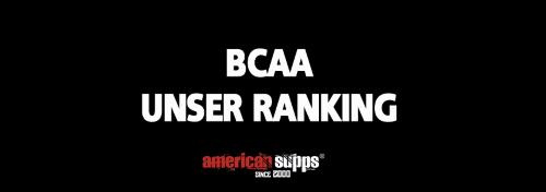 Ranking Beste BCAA 2019