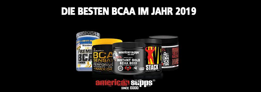 Was ist besser EAAs oder BCAAs?