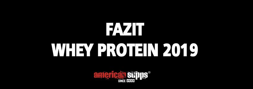 Beste Whey Protein 2019 zum Abnehmen Kaufen Ranking