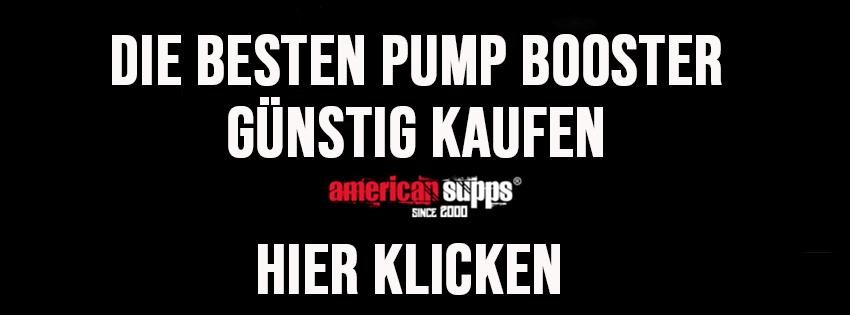 Ranking Bester Pump Booster 2019 kaufen