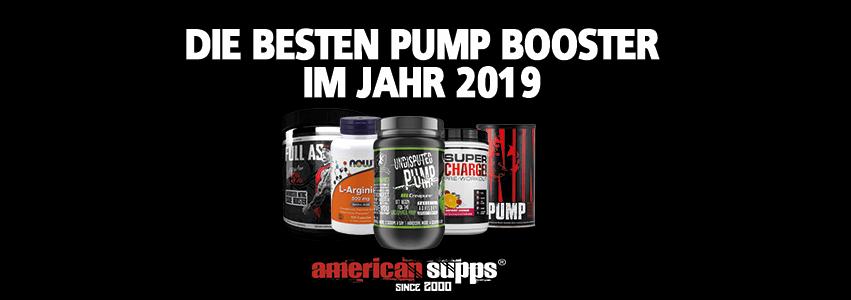 Bester Pump Booster 2019