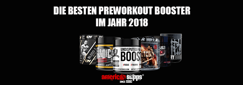 Bester Booster 2018