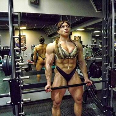 bodybuilding frauen
