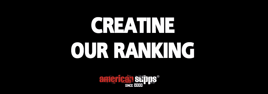 Ranking Best Creatine 2019