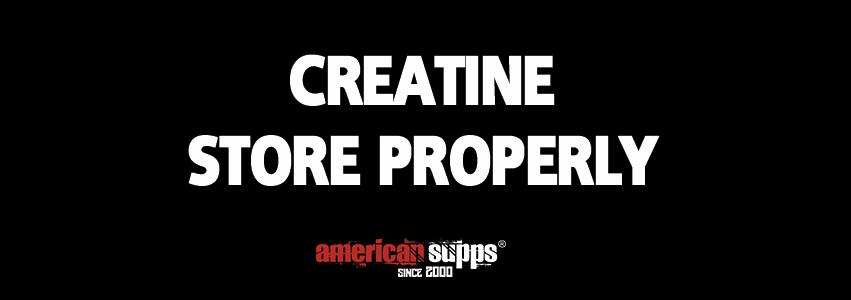 Best Creatine 2019 store