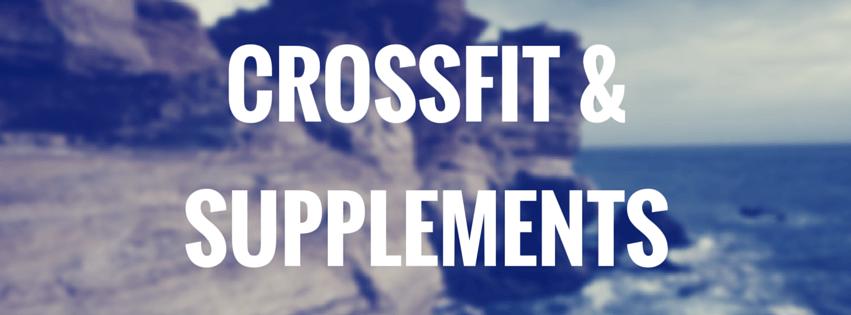 crossfit supplements crossfit nahrungsergänzung