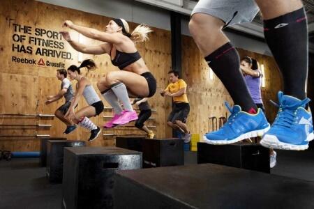 crossfit box jump crossfit übung crossfit für anfänger