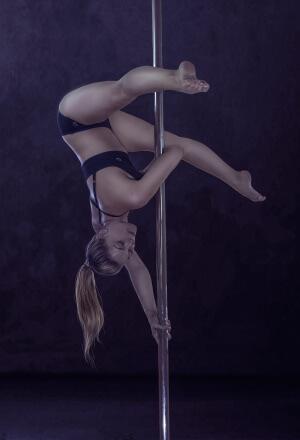 Barre Pole Dance Youtube Pool Dance pole fitness pole dance studio