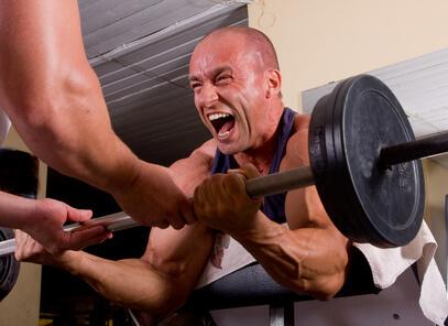 Trainingsplan Muskelaufbau Fitnessstudio