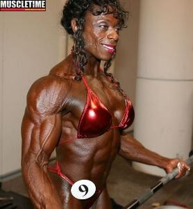 bodybuilding frauen bilder