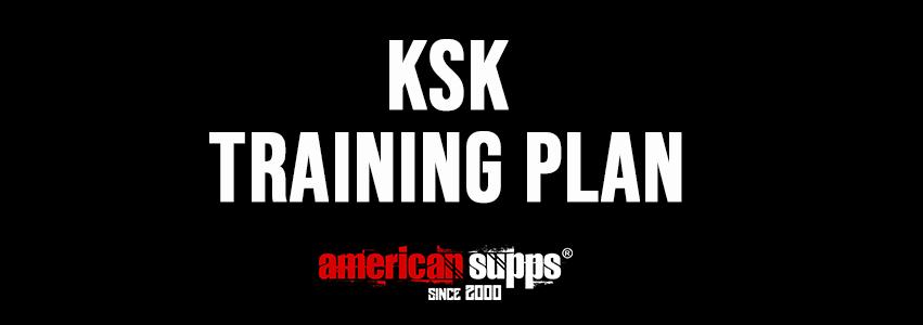ksk training plan ksk workout