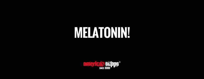 melatonin wirkung