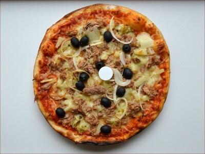 Thunfisch pizza selber machen fitness rezepte fitness ernährungsplan