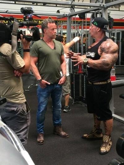 jenke experiment bodybuilding mit rich piana