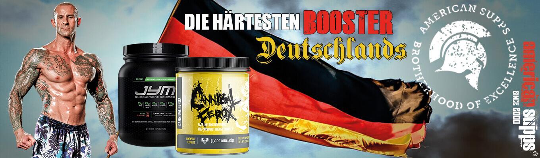 Die härtesten Booster Deutschlands