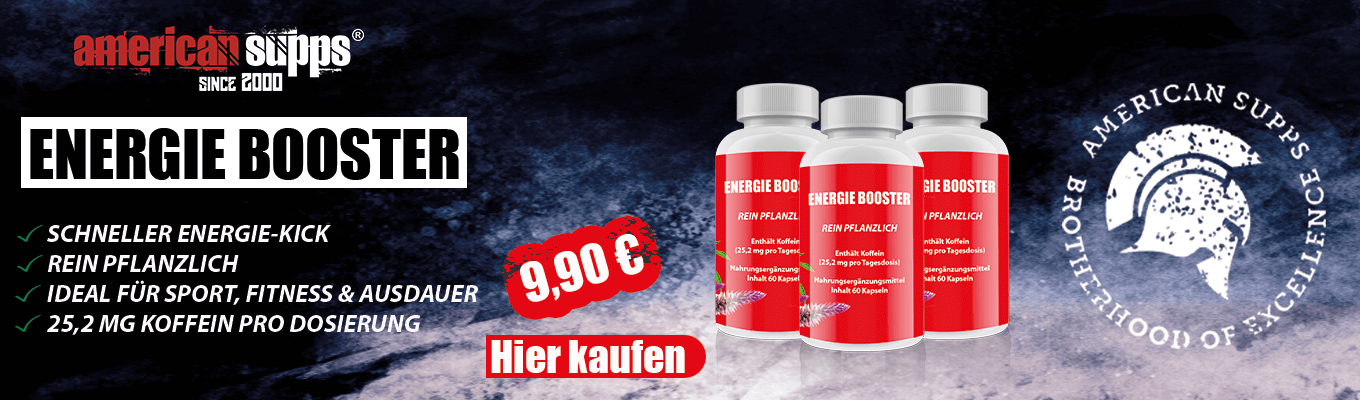 American Supps Energie Booster