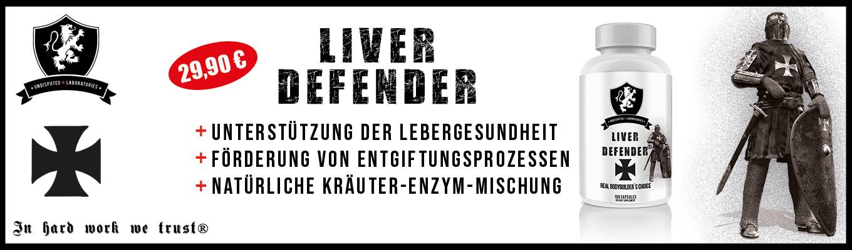 Undisputed Laboratories Liver Defender
