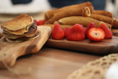 low carb protein pfannkuchen selbst gemacht