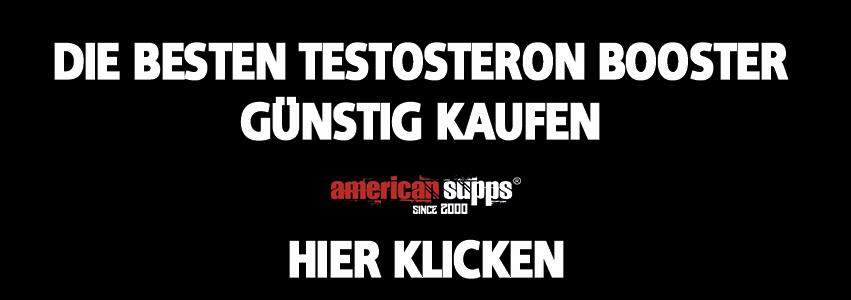 Ranking Bester Testosteron Booster 2019 kaufen