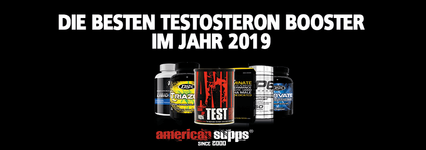 Bester Testosteron Booster 2019