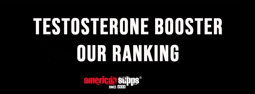 Ranking Best Testosterone Booster 2019