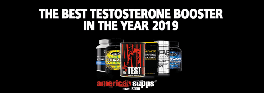 Best Testosterone Booster 2019