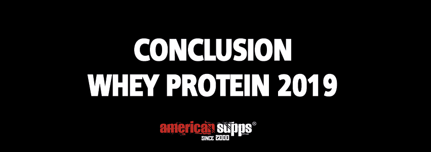 Best Whey Protein 2019 For Loosing Weight Buy Ranking