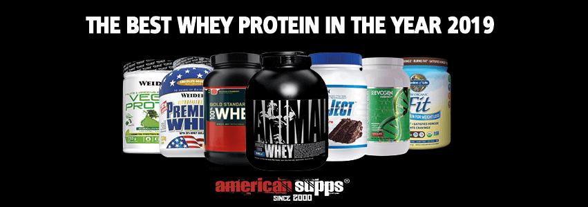 Best Whey Protein 2019