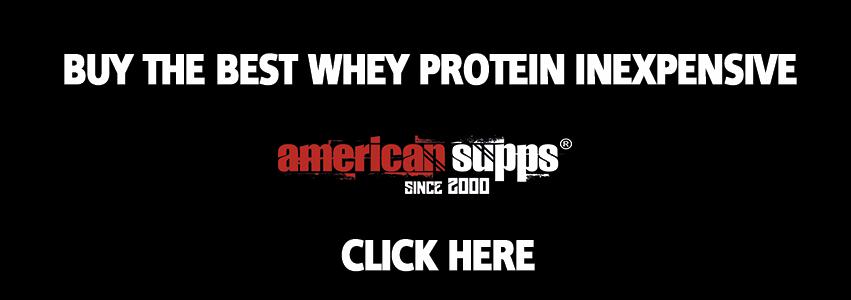 Ranking Best Whey Protein 2019 buy