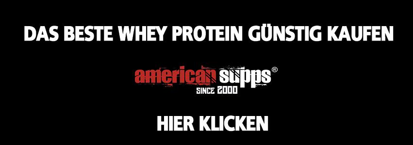 Ranking Beste Whey Protein 2019 kaufen